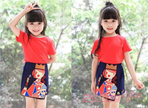 Girl top t-shirt